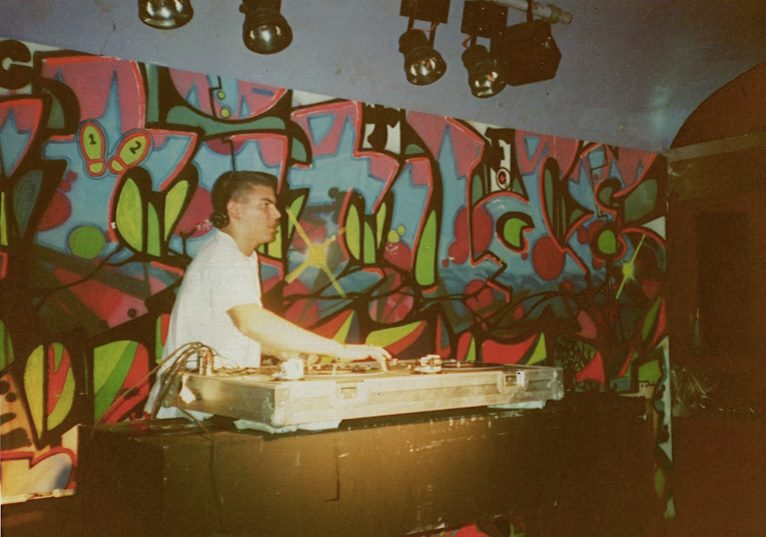 DJ Peril, Chasers Nightclub Melbourne 1988