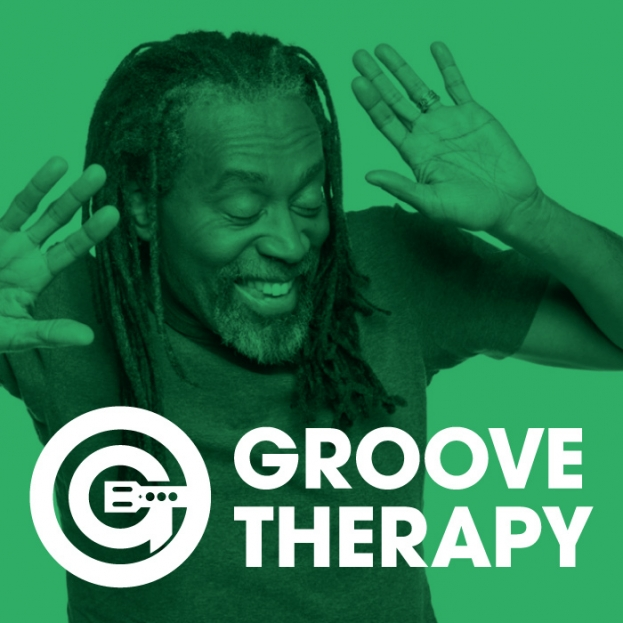 Groove Therapy podcast - 1st July 2018