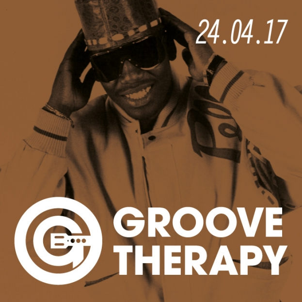 Groove Therapy - 24th April 2017