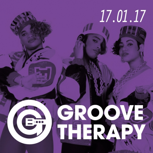 Groove Therapy - 17th January 2017