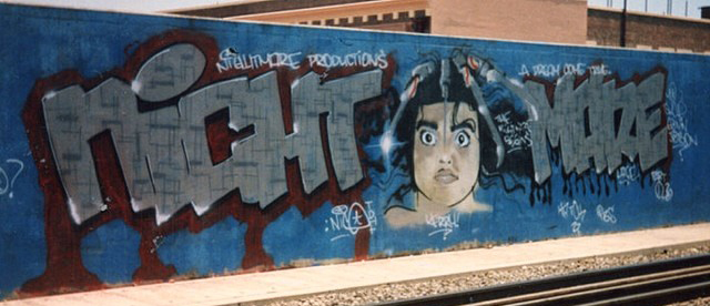 Nightmare by Katch  Nice South Brisbane 1988