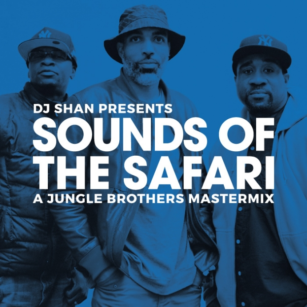 Sounds Of The Safari - A Jungle Brothers Mastermix