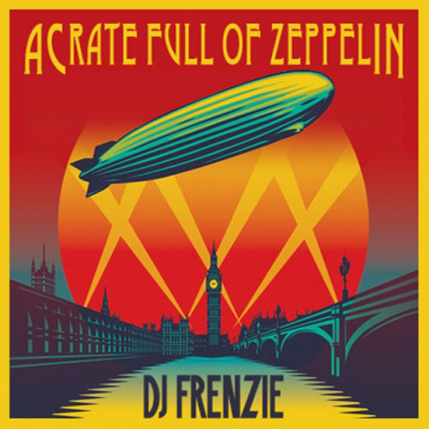 A Crate Full Of Zeppelin (17 minute mastermix)