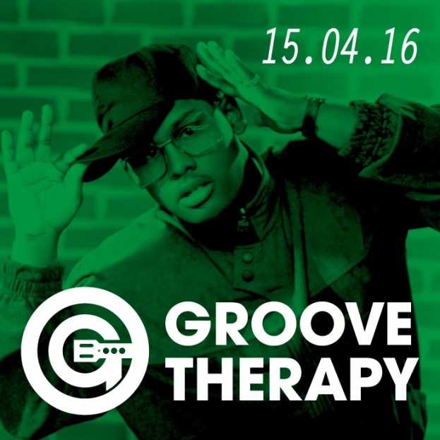 Groove Therapy - 15th April 2016