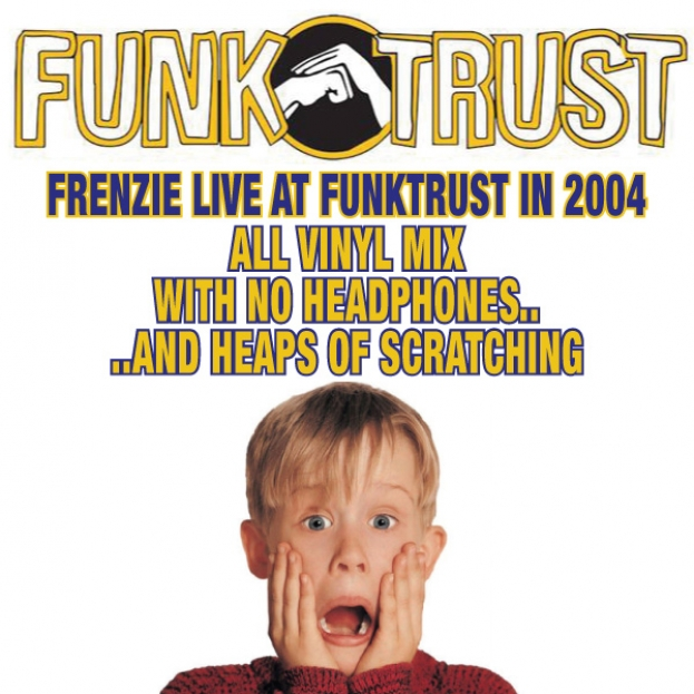 Live At Funktrust in 2004