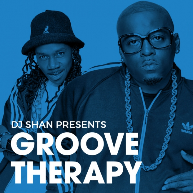 Groove Therapy mixshow - 9th January 2019