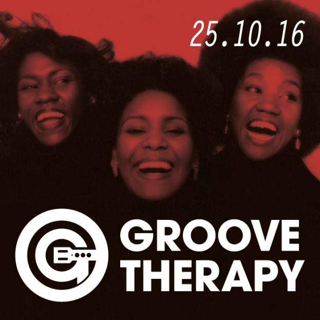 Groove Therapy - 25th October 2016