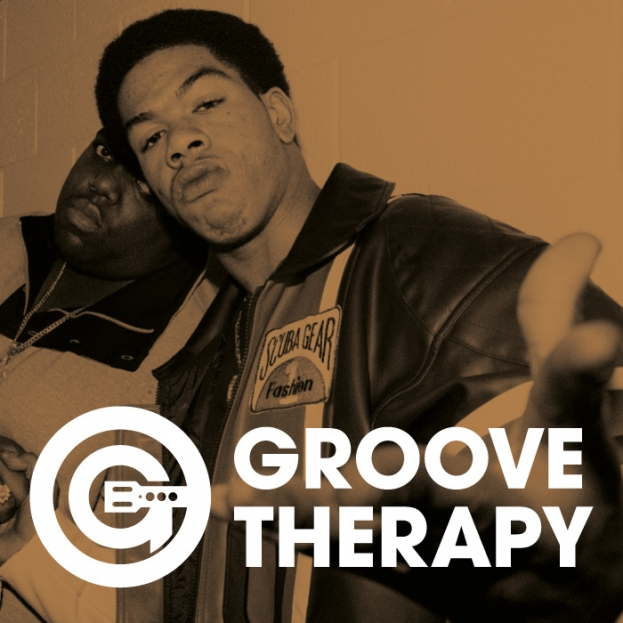 Groove Therapy MIxshow - 1st May 2018