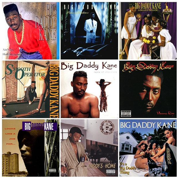 The Big Daddy Kane Special