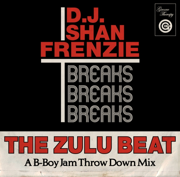 Shan Frenzie - The Zulu Beat
