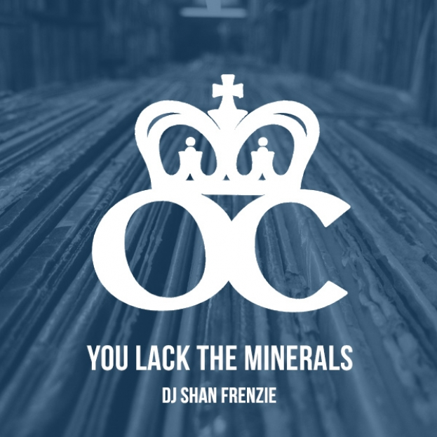 DJ Shan Frenzie - You Lack The Minerals