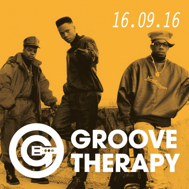 Groove Therapy - 16th Sept 2016