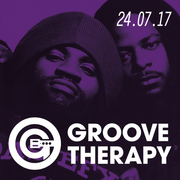 Groove Therapy 24th July 2017